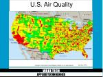 u s air quality