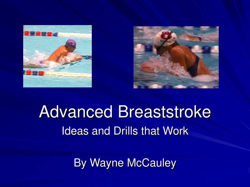 advanced breaststroke l.