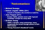 toxicomaniacs