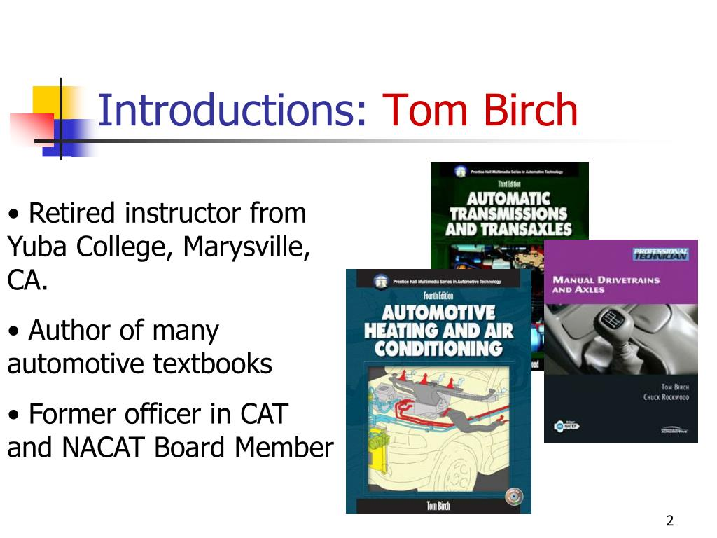 Introductions: