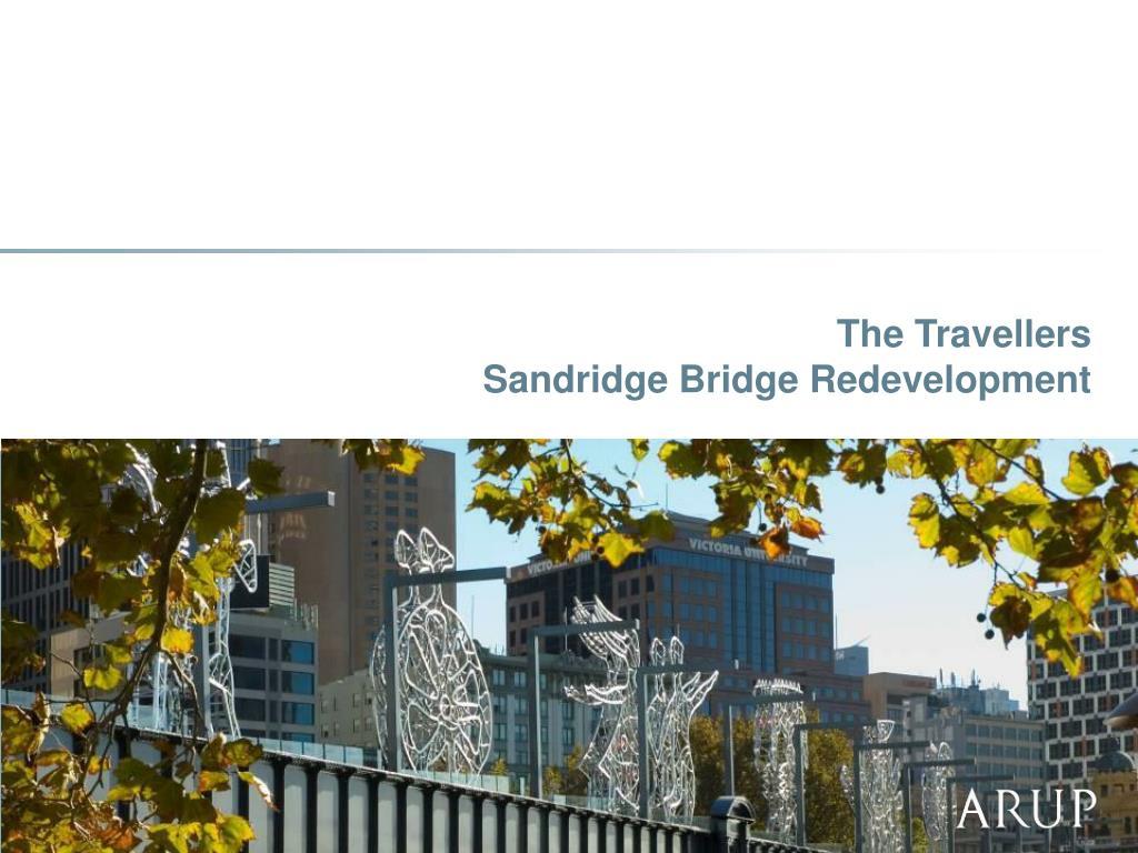 the travellers sandridge bridge redevelopment l.
