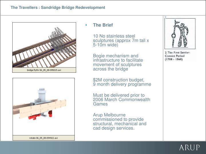 The travellers sandridge bridge redevelopment3