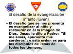 el desaf o de la evangelizaci n infanto juvenil