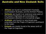 australia and new zealand soils