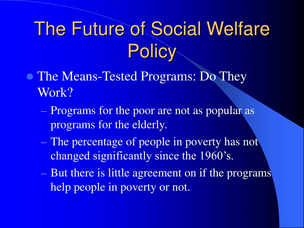 Ppt Social Welfare Policymaking Powerpoint Presentation Free Download Id 180725