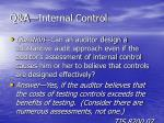 q a internal control2