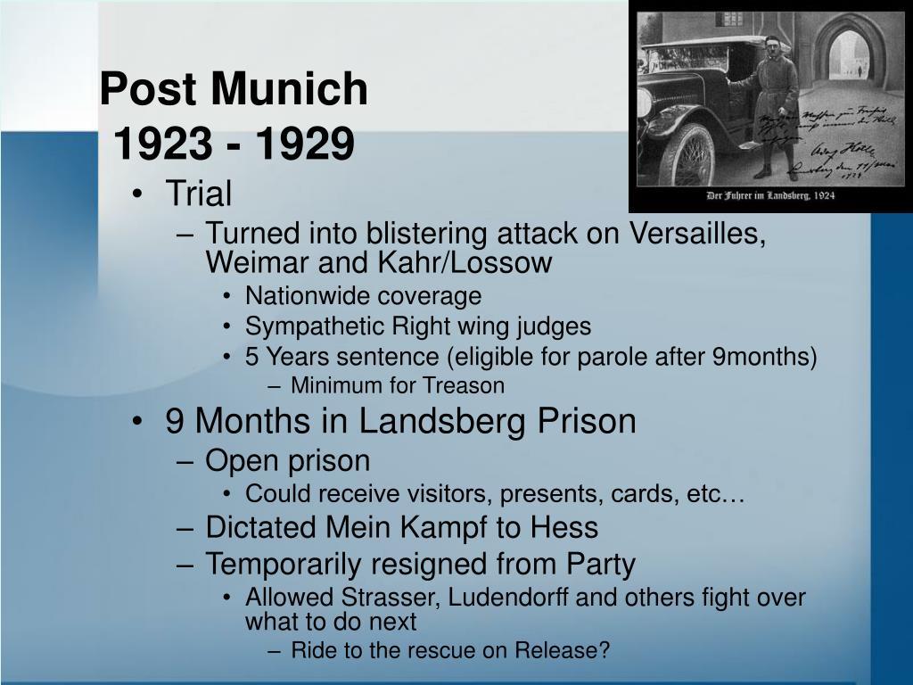Post Munich