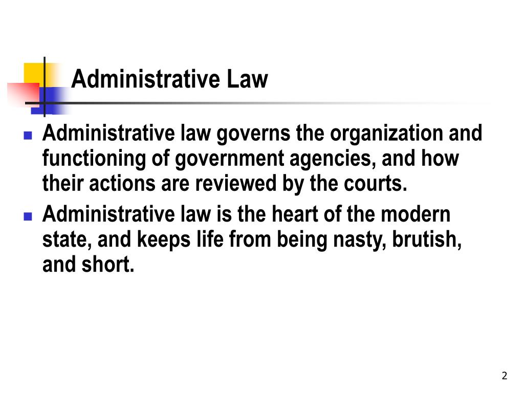 administrative law state administration Information about the administrative law section of the washington state bar association.
