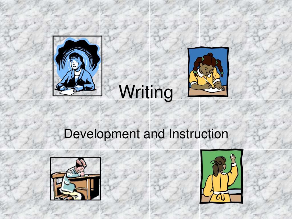 writing l.
