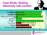 case study dealing effectively with conflict5