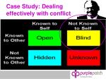 case study dealing effectively with conflict6