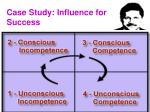 case study influence for success25