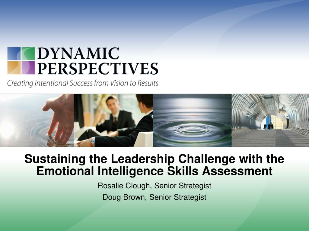 sustaining the leadership challenge with the emotional intelligence skills assessment l.