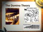 the domino theory7