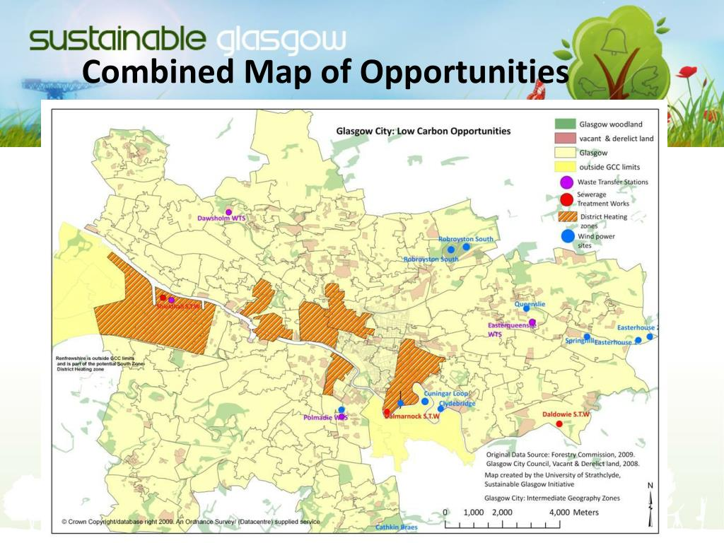 Combined Map of Opportunities