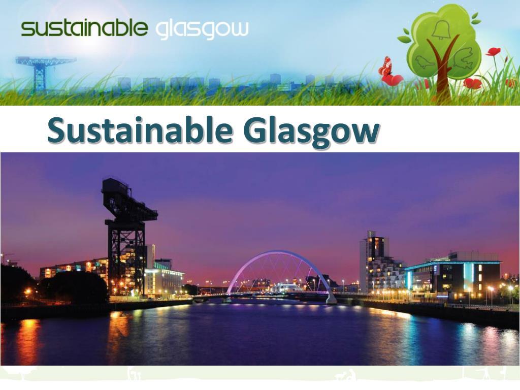 Sustainable Glasgow