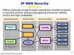 ip ngn security summary