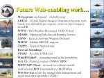 future web enabling work