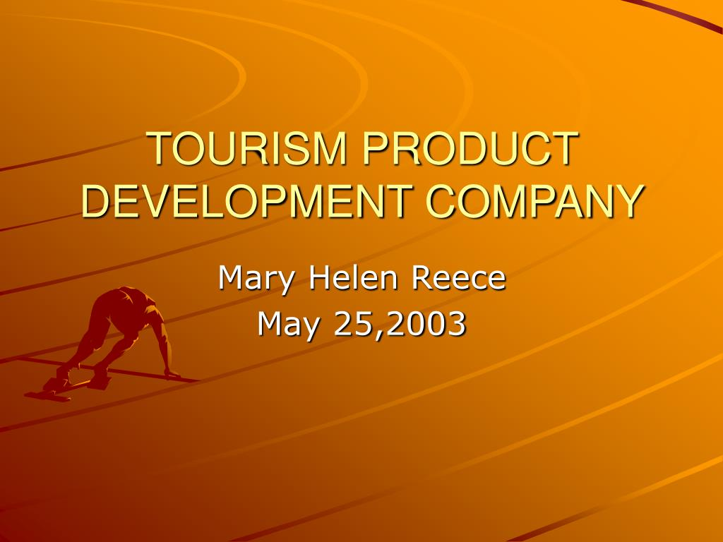 tourism product development company l.