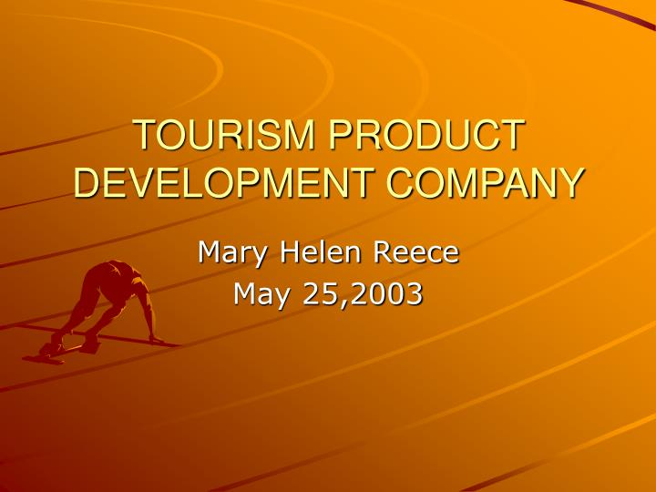 tourism product development company n.