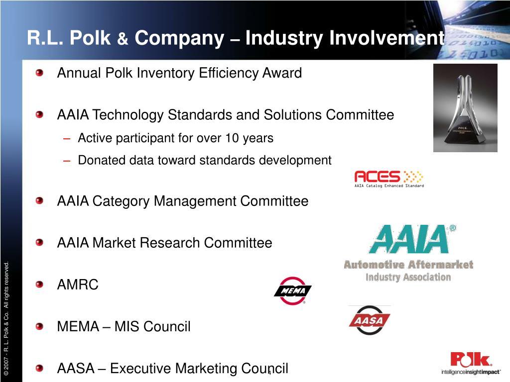 polk company