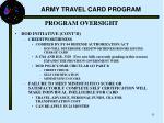 program oversight15