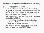 examples of specific alternate flow 5 of 6