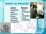 active vs passive12