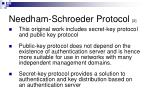 needham schroeder protocol 2