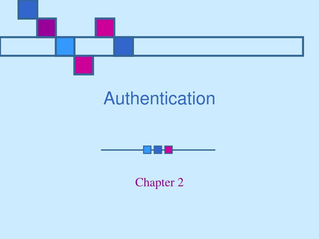 authentication l.
