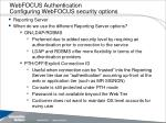 webfocus authentication configuring webfocus security options15