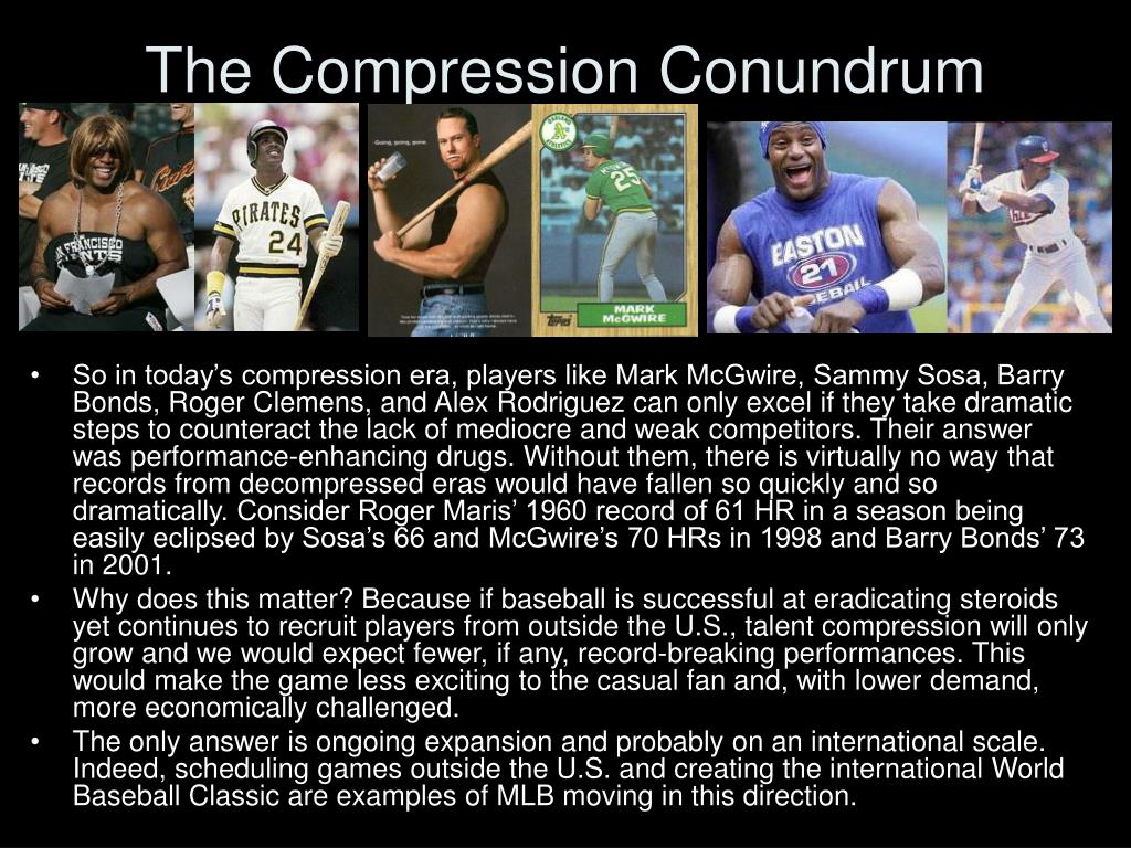 The Compression Conundrum