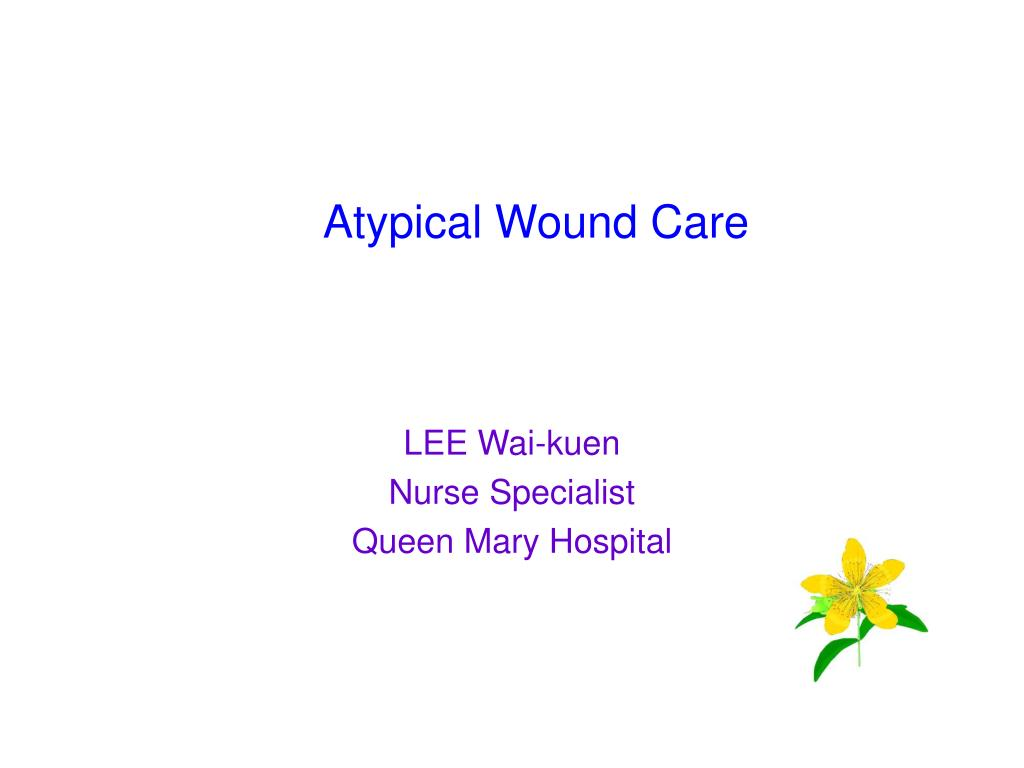 atypical wound care l.