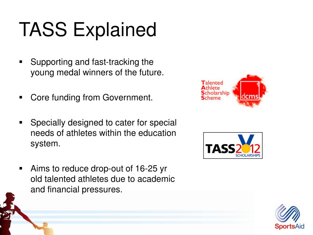 Supporting and fast-tracking the young medal winners of the future.