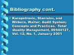 bibliography cont27