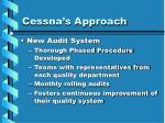 cessna s approach22