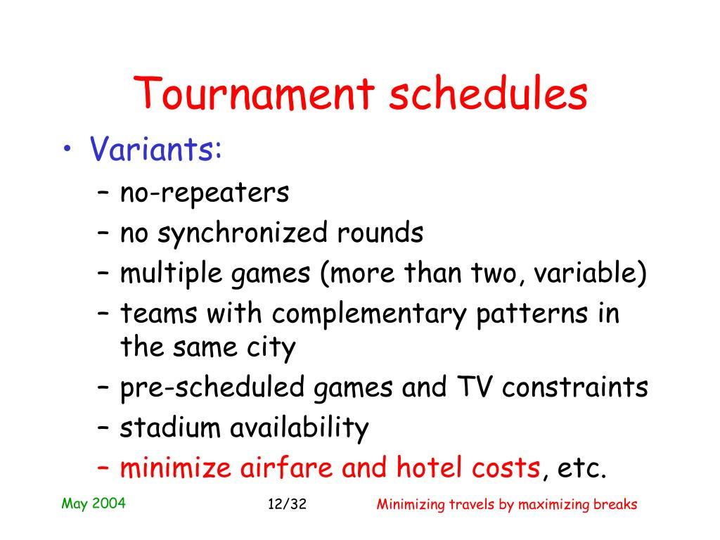 Variants:
