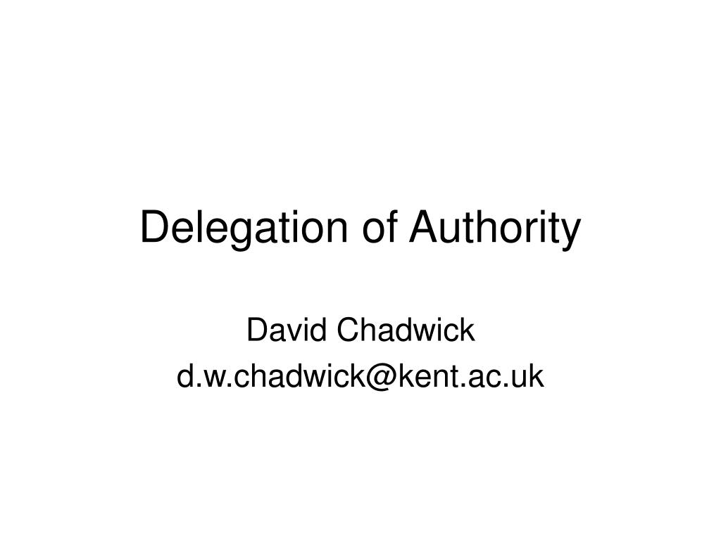 essay on delegation of authority This video is unavailable watch queue queue watch queue queue.