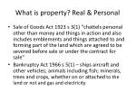 what is property real personal5