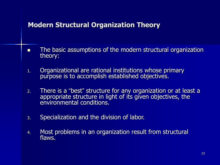 theorizing the organization Abstract we propose a novel approach to theorizing hybridity in public and nonprofit organizations the concept of hybridity is widely used to describe organizational responses to changes in governance, but the literature seldom explains how hybrids arise or what forms they take.