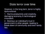 state terror over time13