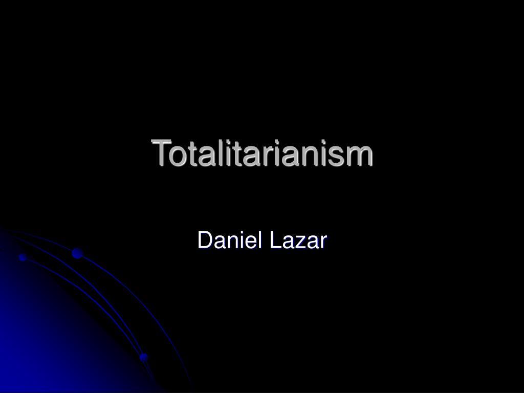 totalitarianism l.