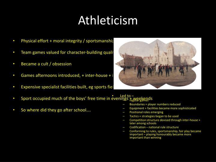 Athleticism