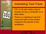 interesting tech facts