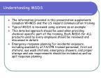 understanding msds34