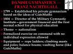 danish gymnastics franz nachtegall