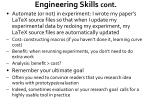 engineering skills cont