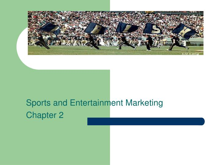 college sports marketing chapter 2 Sports marketing all the marketing activites designed to satisfy the needs and wants of sport consumers amateur athlete a person who does not get paid to play a sport ncaa read more chapter 3 sport and rec.