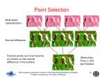 point selection13