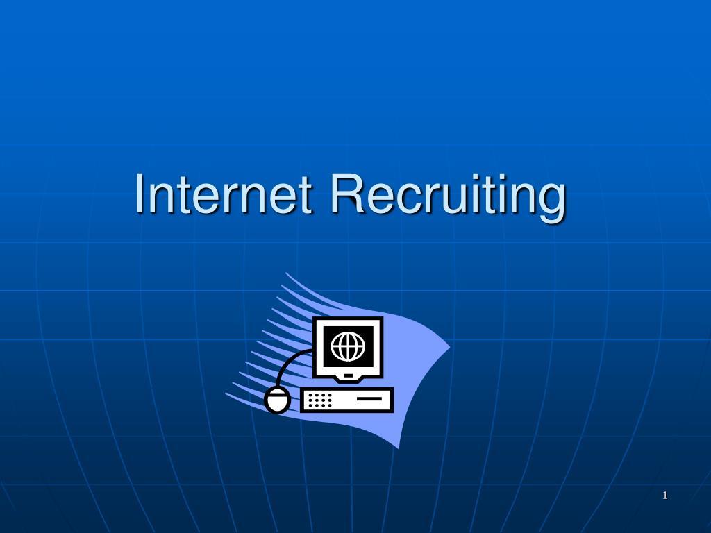 internet recruiting l.